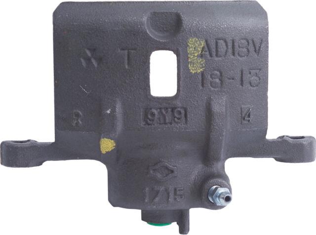 DURALAST C8158 Disc Brake Caliper Front Right fits 89-90 Nissan Sentra 19-1234