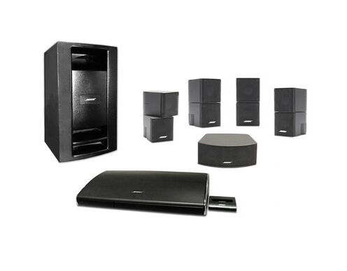 bose lifestyle v35 5 1 channel home theater system for sale online ebay
