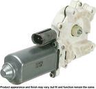 Power Window Motor-Window Lift Motor Rear Left Cardone 47-2157 Reman
