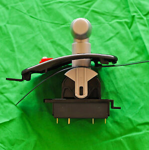 NEW** Peg Perego Polaris Outlaw Gear Shifter Assembly | eBay