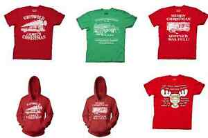 CHOOSE-National-Lampoon-039-s-Christmas-Vacation-Official-licensed-t-shirts-hoodies