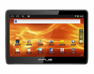 Cool Details About Velocity Micro Cruz T410 Tablet 10 1 Touch Screen Android 2 3 Wifi 4Gb Download Free Architecture Designs Xaembritishbridgeorg