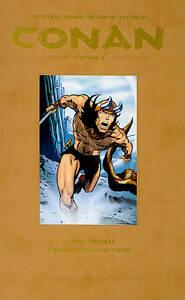 The-Barry-Windsor-Smith-Conan-Archives-v-1-Dark-Horse-Hardcover-Graphic-Novel