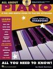 All About Piano: A Fun and Simple Guide to Playing Keyboard by Consultant in Emergency Medicine Mark Harrison (Mixed media product, 2006)