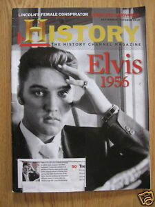 ELVIS-PRESLEY-2010-HISTORY-CHANNEL-MAG-FEATURE-COVER-STORY-1956-PHOTOS