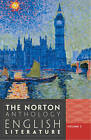 The Norton Anthology of English Literature: v. 2 by WW Norton & Co (Paperback, 2012)