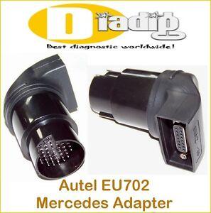 autel eu702 maxidiag mercedes benz db diagnose adapter. Black Bedroom Furniture Sets. Home Design Ideas