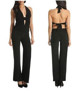Sexy-Jumpsuit-Black-color-size-XS-S-M-L
