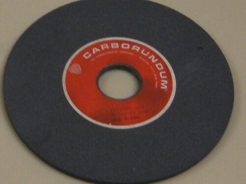 """medium Carborundum Grinding Wheel 7""""x1//4""""x1-1//4"""" GA120-G8-V40"""