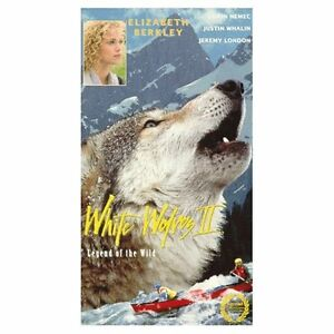 White-Wolves-II-Legend-of-the-Wild-VHS-Elizabeth-Berkley-Jeremy-London