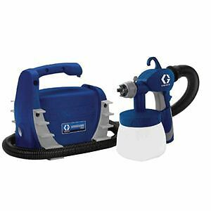 GRACO-HV2900-39-CFM-450W-HVLP-House-Paint-Spray-Station-Machine-System-Painter