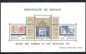 Monaco 1995 StampsCoinsMuseumStamponStampSonS 3v ms n36659 - <span itemprop=availableAtOrFrom>Birmingham, UK, United Kingdom</span> - Returns accepted Most purchases from business sellers are protected by the Consumer Contract Regulations 2013 which give you the right to cancel the purchase within 14 days after t - Birmingham, UK, United Kingdom