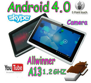 7-Inch-Android-4-0-Capacitive-A13-1-2GHz-512MB-4GB-Mid-Tablet-Notebook-NetBook