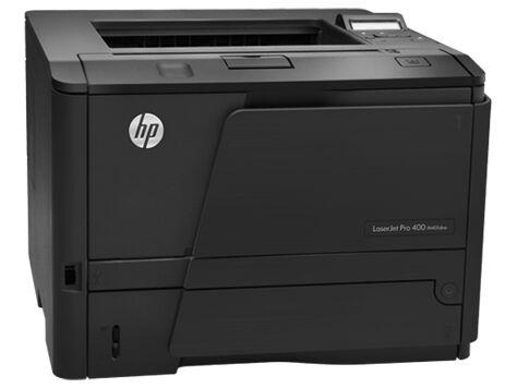 Hp Laserjet Pro 400 M401dne Workgroup Laser Printer Ebay