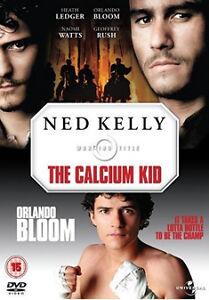 Ned-Kelly-The-Calcium-Kid-DVD-2008-2-Disc-Set-Box-Set-E0242new