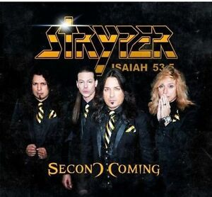 Second-Coming-STRYPER-CD-FREE-SHIPPING