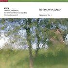 Rued Langgaard - : Symphony No. 1 (2008)