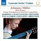 Johannes Möller: 2010 Winner of the Guitar Foundation of America Competition (2011)