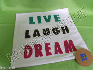 Pottery-Barn-Teen-Embroidered-Live-Laugh-Dream-Organic-Bed-Sofa-Pillow-Cover-18-034