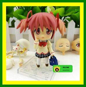 Anime-Puella-Magi-Madoka-Magica-Madoka-Kaname-Nendoroid-PVC-Figure-175-Toy-Gift