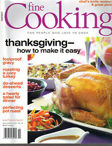 Taunton s fine cooking november 2005 chef s knife review foolproof