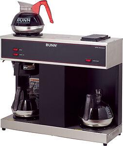 Bunn Vps 12 Cups Coffee Maker Black Ebay