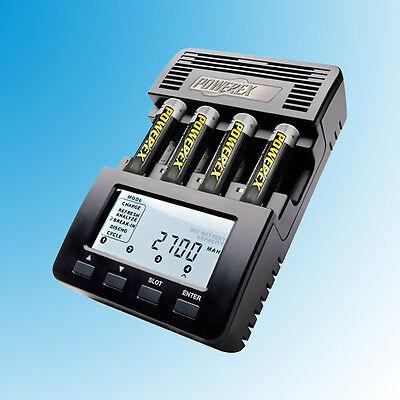 Powerex MH-C9000 Battery Charger Analyzer Tester NiMH NiCd AA AAA Maha Energy
