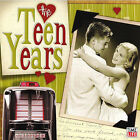 The Teen Years by Various Artists (CD, 2011, 10 Discs)