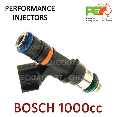 1x New Genuine * BOSCH * 1150cc - High Impedance - E85 Fuel Injector ID1150