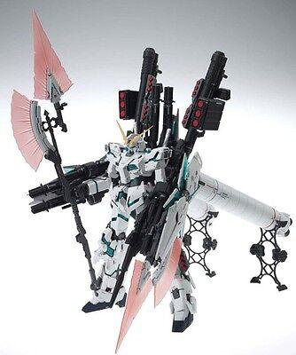 Bandai Gundam MG 1/100 RX-0 Full Armor Unicorn Ver.Ka UC 147 Model Kit GMG182