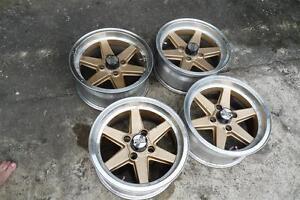 JDM-PISMO-15-pcd114-3-X4-wheels-rims-ae86-ta22-datsun-trd-240z-510-rx3-JAPAN
