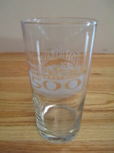 "2004 JIM BEAM Racing 88th INDIANAPOLIS 500 5.5"" Etched Glass BUDDY RICE WINNER"