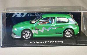 FLY-1-32-SLOTCAR-ALFA-ROMEO-147-GTA-TUNING-racing-car-A751-NEW