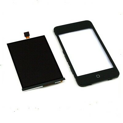 Replacement  ipod touch 2nd gen Digitizer Screen frame + lcd display
