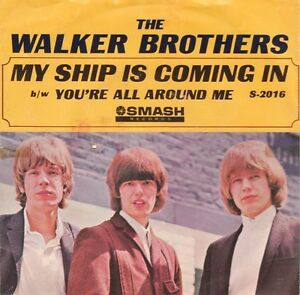 The-Walkers-Brothers-My-Ship-Is-Coming-In-1965-Pop-Garage