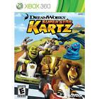 DreamWorks Super Star Kartz (Microsoft Xbox 360, 2011)