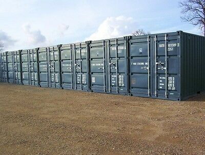 Shipping container or storage cargo 40' ft Grade A sea worthy. Good quality