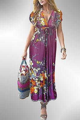 Sexy Long Maxi Dress Kimono Resort Wear Cruise Dress Choose colors FREE SHIPPING