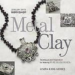 Pure Silver Metal Clay Beads (Jewelry Arts Workshop)-ExLibrary