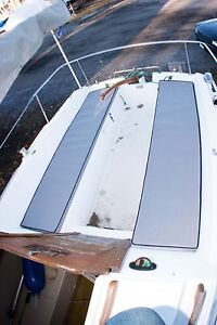 Details about Catalina 22' Sailboat Cockpit Cushions - New
