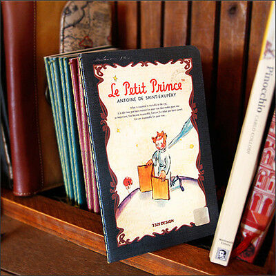7321 Stitch Note_Small_Weekly Planner/Line/Blank Note_Alice/Prince/Dorothy/Paris