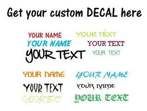 YOUR-CUSTOM-TEXT-AND-FONT-vinyl-decal-sticker-new-any-helmet-car-wall-door-desk