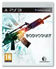 Bodycount (Sony PlayStation 3, 2011) - European Version