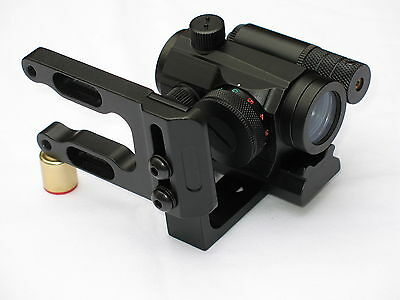 Red & Green Dot Bow Sight plus Laser fits Mathews Bowtech Hoyt PSE and More