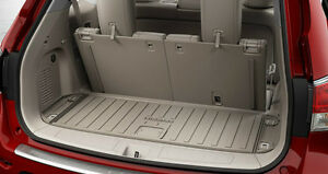Image Is Loading Genuine Nissan Pathfinder 2017 2016 Rear Cargo Protector