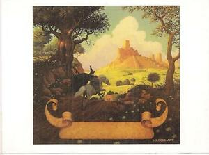 16390-Postcard-Road-to-Minas-Tirith-Lord-of-the-Rings-magnetic
