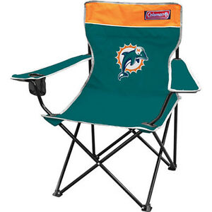 Miami-Dolphins-Camping-Chair