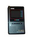 "Casio TV-400 2"" LCD Television"