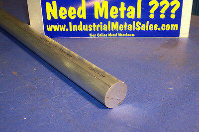 "1-3/8"" Diameter x 72""-Long 6061 T6511 Aluminum Round Bar-->1.375"" Diameter 6061"