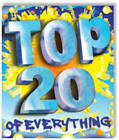 Top 20 of Everything by Bonnier Books Ltd (Hardback, 2011)